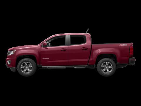 Certificat de Conformité Chevrolet Colorado