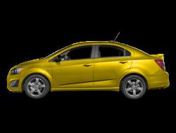Certificat de Conformité Chevrolet Sonic